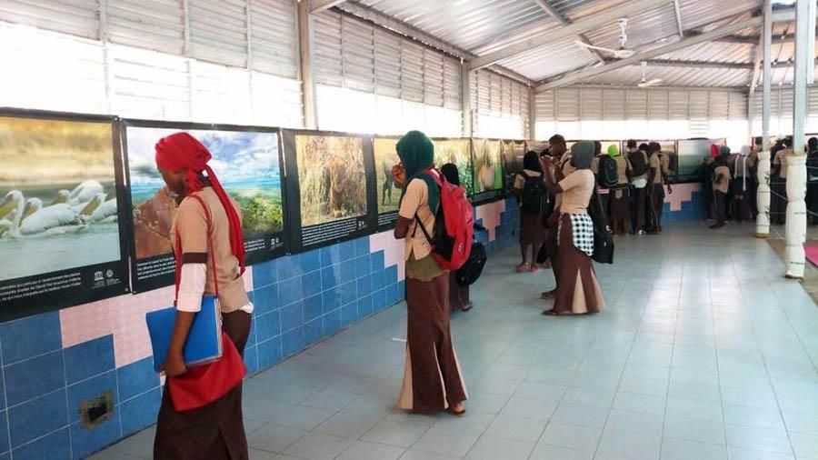 Exposition «7 sites classés»