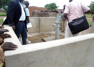 Réception du forage après test de potabilite eau (3)