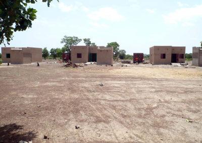 Visite chantie en construction