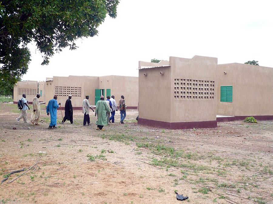 Construction d'école
