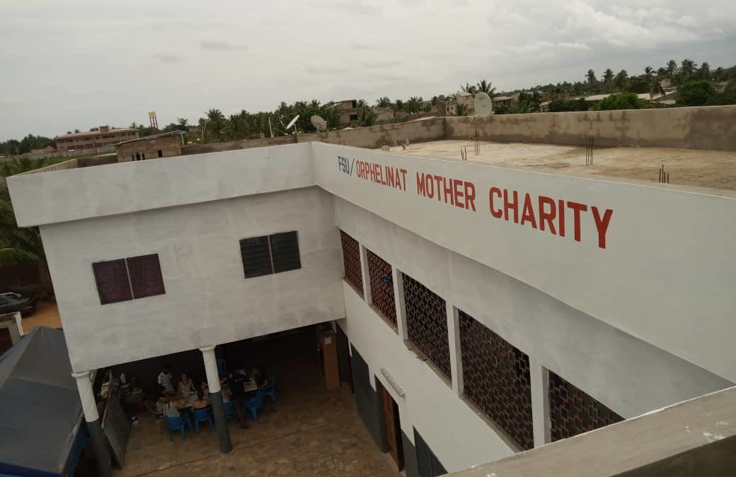 Orphelinat Mother Charity au Togo